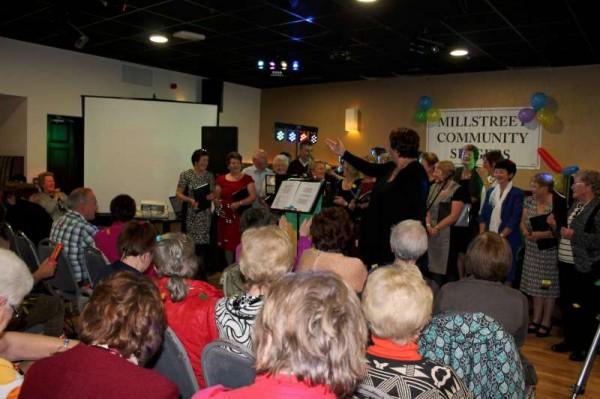 93Millstreet Community Singers CD Launch 7th Nov. 2014 -800