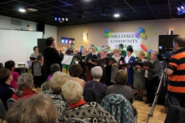 96Millstreet Community Singers CD Launch 7th Nov. 2014 -800