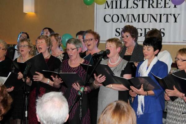 99Millstreet Community Singers CD Launch 7th Nov. 2014 -800