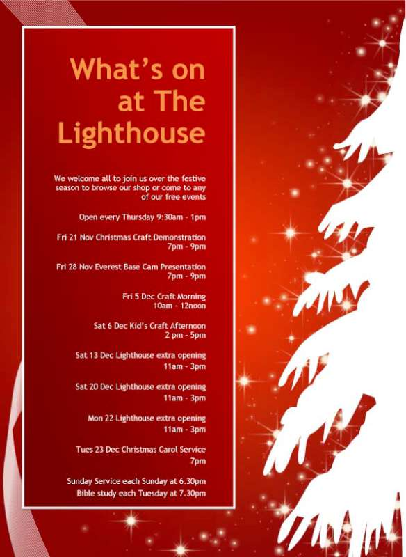 Christmas events flyer 2014-800