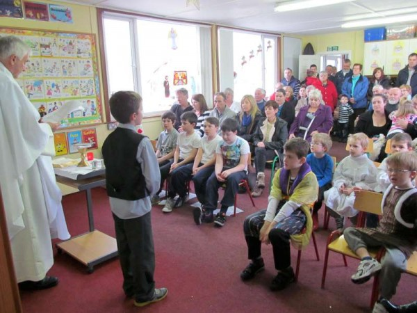 18Christmas 2014 at Cloghoula N.S. -800