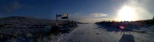 2014-12-11 Snow on Mushera Butter Road - IMG3168