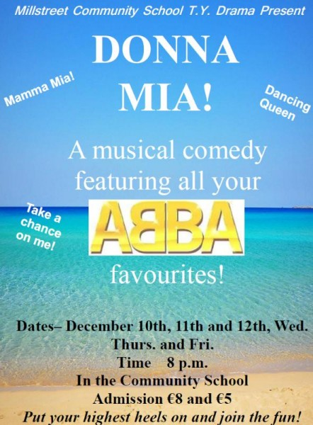 2014-12-12 Donna Mia - TY Musical - poster2