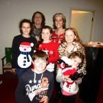 2014-12-21 Maureen O'Sullivan and hamper packers - IMG_2767