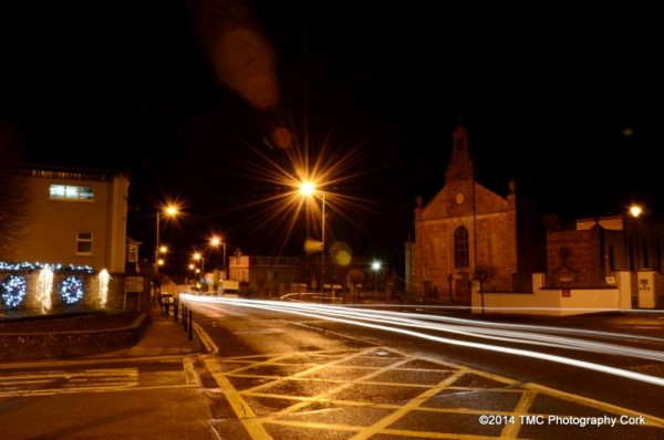2014-12-21 Tom Corbett (TMC Photography) - light trails in Millstreet -6-800