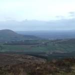 2014-12-25 Mushera Christmas Day Climb 04 - view of Tullig Clara and north Kerry