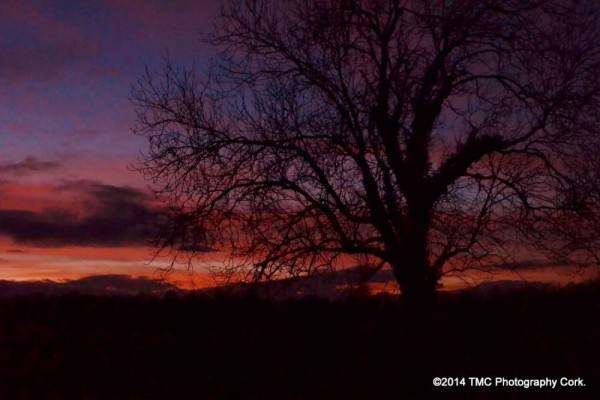 2014-12-27 Sunset from Dromtarriffe - by TMC Photography
