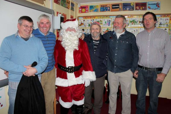 2Christmas 2014 at Cloghoula N.S. -800
