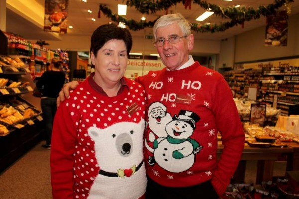 2Christmas Jumper Day 2014 at Supervalu -800