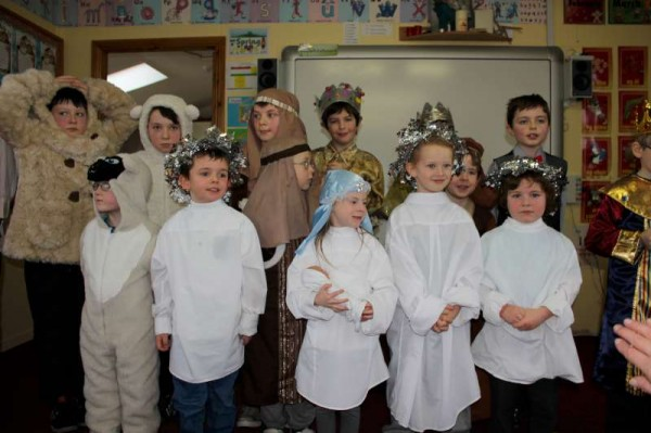 3Christmas 2014 at Cloghoula N.S. -800