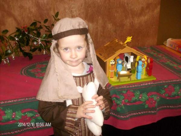 3Rathcoole Playschool Christmas 2014 -800