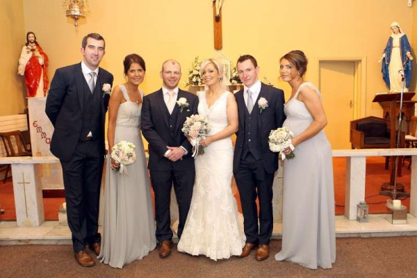 From left:  Liam Dennehy, Ann-Marie Flynn, Conor Kelleher, Edel Shine, Shane Kelleher and Mairead Quinn.