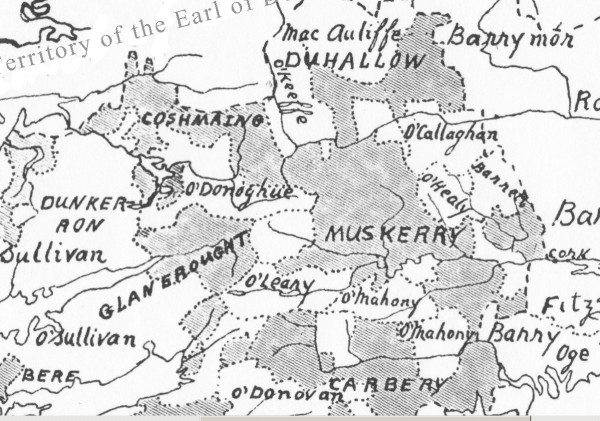 1920 - 16th Century McCarthy Sects in the Kingdom of Desmond