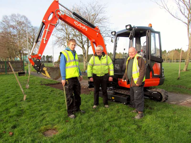 19New Outdoor Gym at Millstreet Town Park 2015 -800