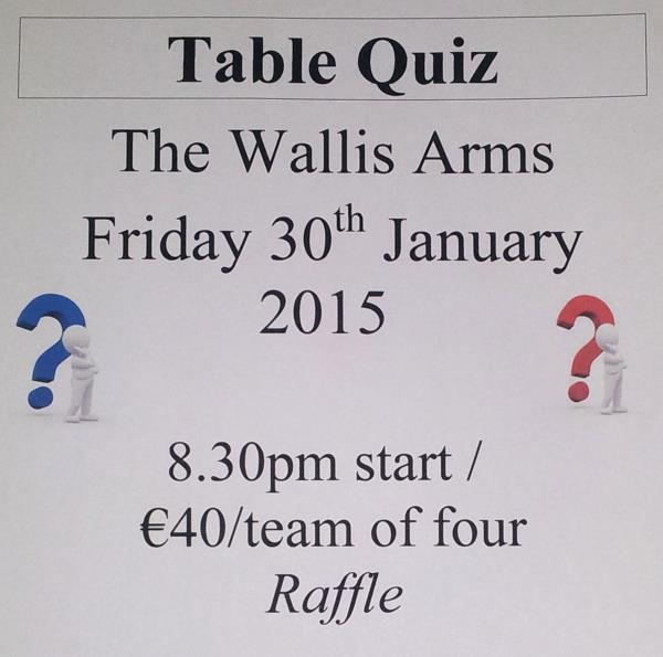 2015-01-07 IHCP Table Quiz - poster