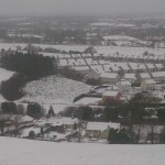 2015-01-14 Snow photos of town from the Deerpark - by Alan Murphy 01-800