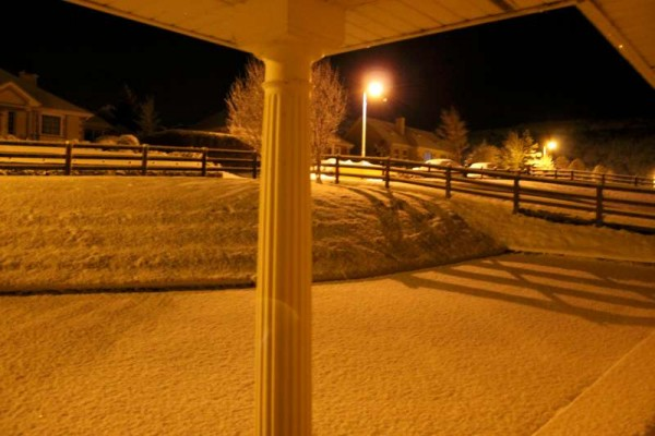 2Blanket of Snow at Mount Leader 14 Jan. 2015 -800