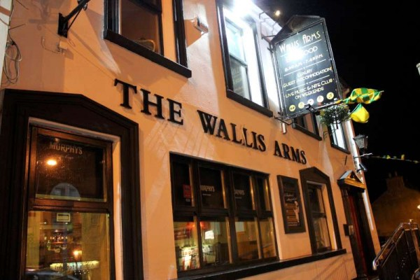2GAA Gathering at Wallis Arms 9th Jan. 2015 -800