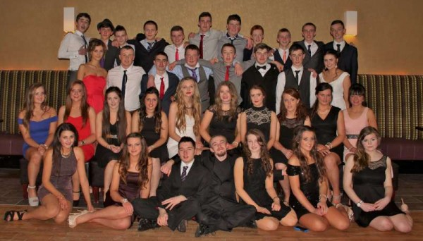 Transition Year Students from Millstreet Community School together with invited Guests enjoyed a special Social Event at the Wallis Arms Hotel on Friday, 23rd Jan. 2015.  Click on the images to enlarge.  (S.R.)