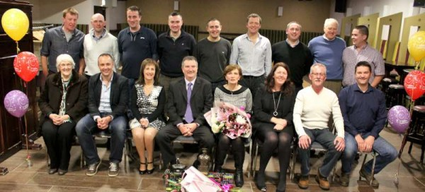 31Sgt. Paul O'Donovan's Retirement Gathering 2015 -800