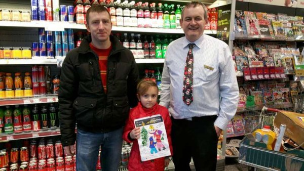 3Supervalu Christmas Art Competition 2014 Winners-800