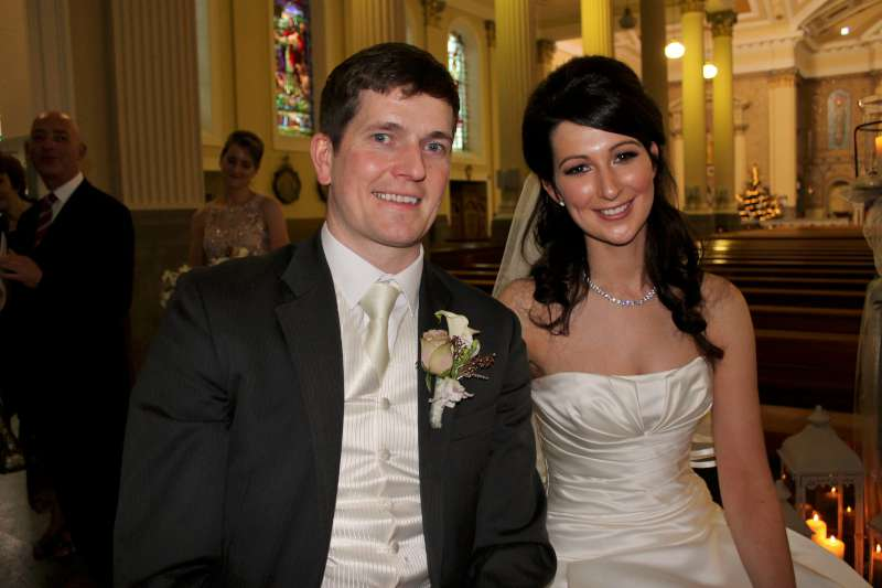 3Wonderful Wedding of Siobhán & Seán Óg 31 Dec. 2014 -800