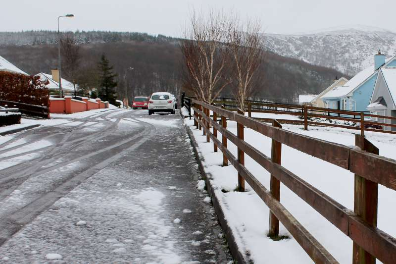 6Morning Snow in Millstreet 14 Jan. 2015 -800