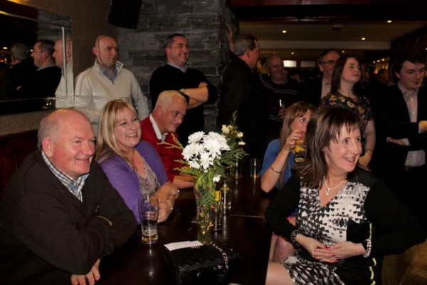 7Sgt. Paul O'Donovan's Retirement Gathering 2015 -800