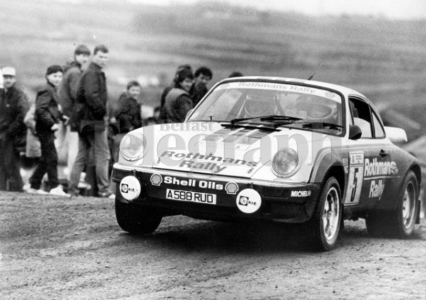 Billy Coleman - 1986 Circuit of Ireland