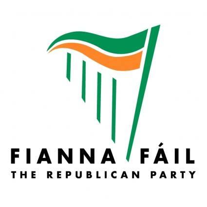 Fianna Fáil - logo