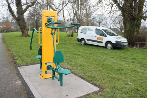 10Town Park Outdoor Gym Equipment Launch 2015 -800