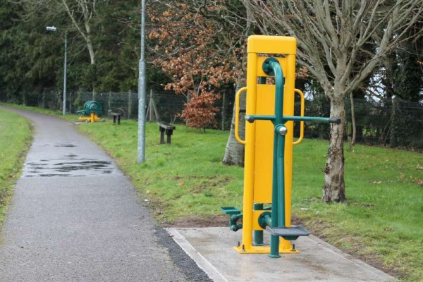 11Town Park Outdoor Gym Equipment Launch 2015 -800