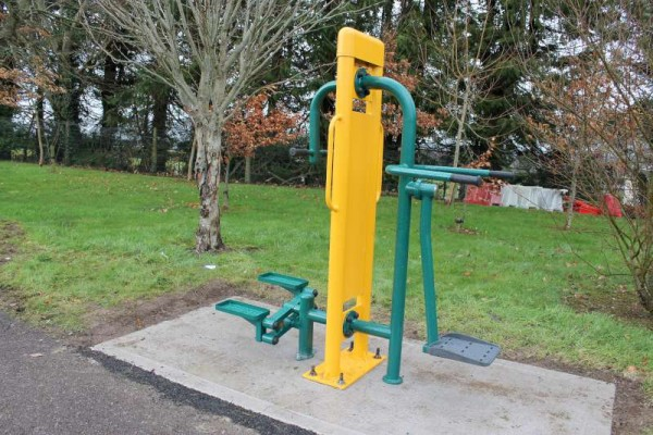 12Town Park Outdoor Gym Equipment Launch 2015 -800