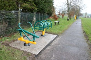 13Town Park Outdoor Gym Equipment Launch 2015 -800