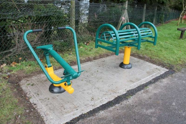 14Town Park Outdoor Gym Equipment Launch 2015 -800