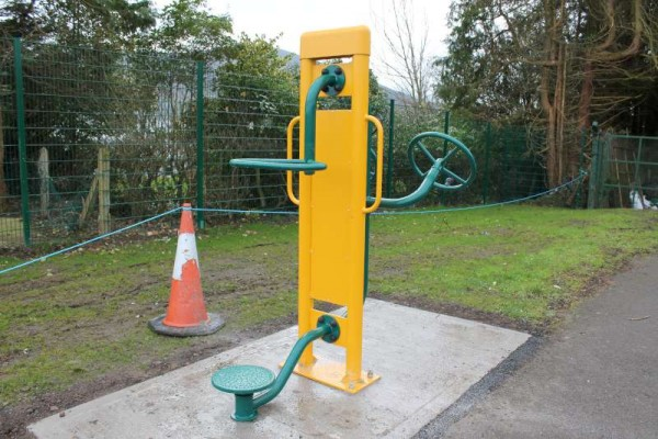 18Town Park Outdoor Gym Equipment Launch 2015 -800
