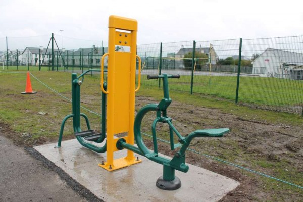 19Town Park Outdoor Gym Equipment Launch 2015 -800