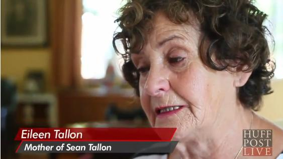 2014-11-14 Eileen Tallon (née Dennehy of Tullig) interviewed by the Huffington Post