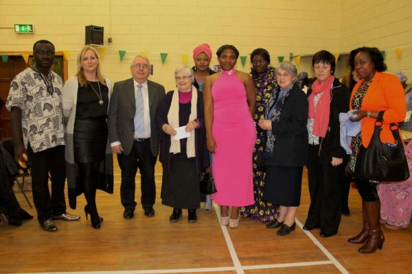 the 1st International Day for the Elimination of Violence against Women in Millstreet GAA last December. The event was organised by Iniobong Usanga of Love and Care for People with special guest Joe Costello TD, Councillor Mellissa Mullane and Mrs Ireland Universal Mrs Monica Walsh. LCP Inspire Kidz Club performed an African Cultural dance directed by Mrs Onyinyechi Nwaigu