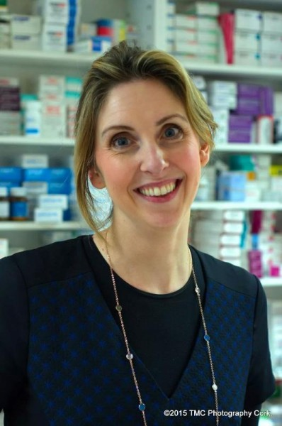 2015-02-12 Out and About at Reen's Pharmacy - Mairead Reen - by TMC Photography