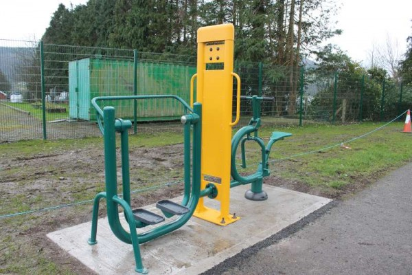 20Town Park Outdoor Gym Equipment Launch 2015 -800
