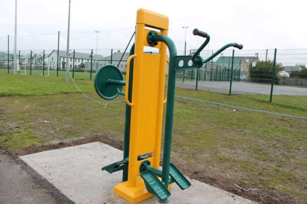 21Town Park Outdoor Gym Equipment Launch 2015 -800