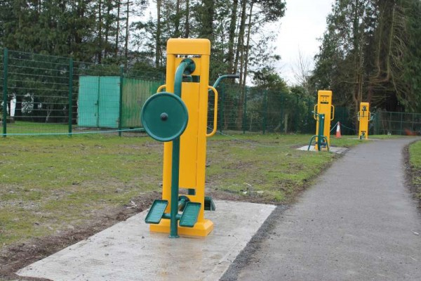 23Town Park Outdoor Gym Equipment Launch 2015 -800
