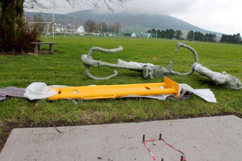 34Town Park Outdoor Gym Equipment Launch 2015 -800