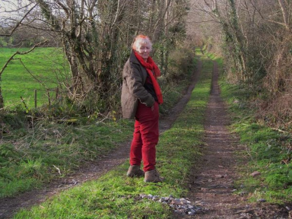 35Mary Russell revisits the Butter Road 1st Feb. 2015 -800