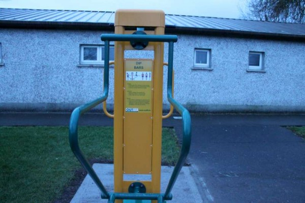 48Town Park Outdoor Gym Equipment Launch 2015 -800