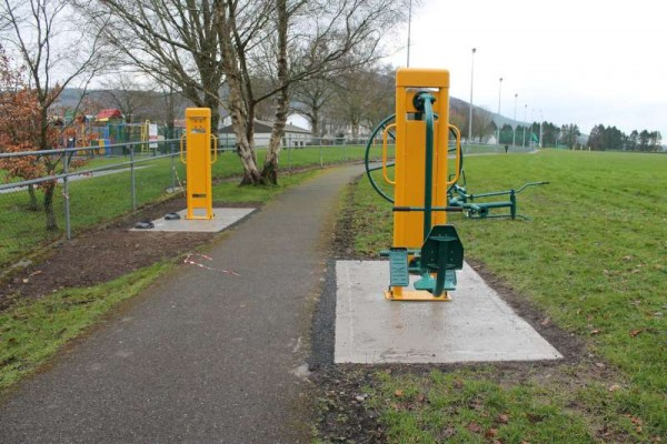 7Town Park Outdoor Gym Equipment Launch 2015 -800