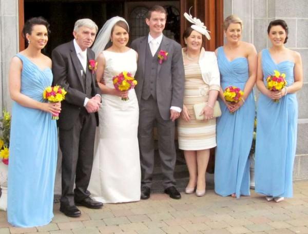 11The Wonderful Wedding of Catríona & John 28 March 2015 -800