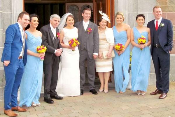12The Wonderful Wedding of Catríona & John 28 March 2015 -800