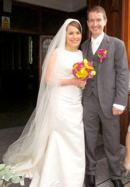 14The Wonderful Wedding of Catríona & John 28 March 2015 -800